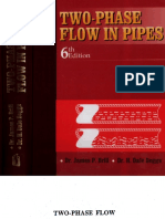 [Brill J.P., Beggs H.D.] Two-Phase Flow in Pipes