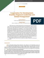 Cooperation for Development,