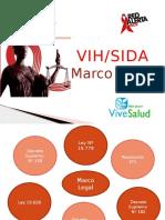 Marco legal VIH Chile