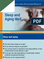 Sleep Aging Well Web