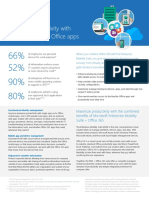 Enhance Productivity With Managed Mobile Office Apps White Paper