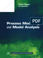 Process Modelling and Model Analysis-Hangos-Cameron