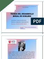 239114817 Teoria Moral de Kohlberg