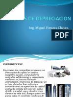 Metodos de Depreciacion