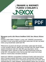 Onexox Flexi Plan MA24sen