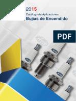 Catálogo Bujias Magneti Marelli 2015