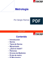 Metrologia v 3.3