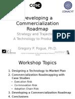 GPP.developing a Commercial Roadmap