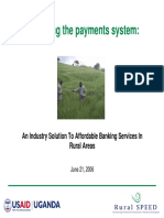 Uganda-Solutions to Affordable Banking
