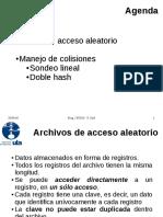 Clase archivos acceso directo