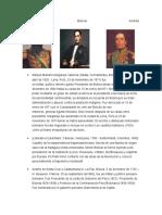 Melgarejo Bolívar Andrés de Santa Cruz