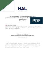 La gouvernance d'entreprise manaeriale.pdf