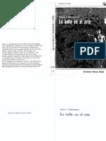 Winckelmann, Johann - Lo Bello en El Arte.pdf