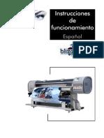 Operation Instructions - Blizzard - Spanish.pdf