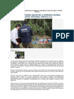 Empresas Sancionadas Por Digesa Eps-rs y Ec-rs
