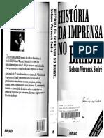 SODRÉ, Nelson Werneck - História da imprensa no Brasil