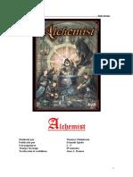 Alchemist Reglas en Castellano