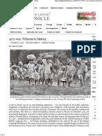 1971 War_ Witness to History _ the Bangladesh Chronicle