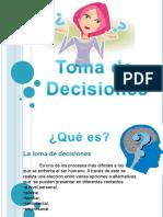 Toma de Decisiones Presentacion Final