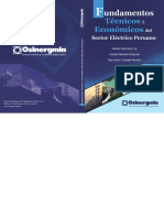 Fundamentos Tecnicos y Economicos del Sector Electrico Peruano.pdf