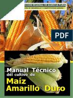 Manual Tecnico Cultivo de Maiz