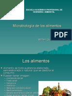 Microbiología en los Alimentos