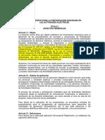 Lineamientos Participación Ciudadana Electricidad