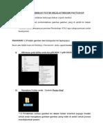 Tutorial Photoshop (Poster)