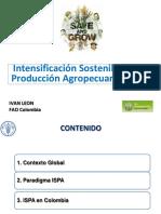 12Intensificación Sostenible de La Producción Agropecuaria (ISPA)