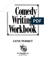 Comedy Writing Workbook - Perret, Gene.pdf