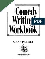Comedy Writing Workbook - Perret, Gene.pdf