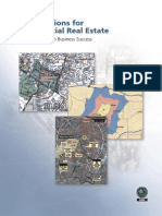 Gis Sols for Comm Realestate