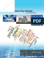 Smart City Scheme Guidelines
