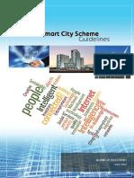 Smart City Scheme Guidelines