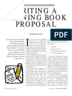 How to Write a Winning Book Proposal