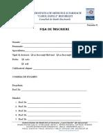 Doctorat Fisa Inscriere Formular II CSD 2014 ANTET