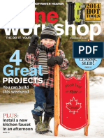 Canadian Home Workshop - Winter 2014