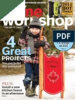 Canadian Home Workshop - Winter 2014