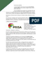 Grupos de Comunicación en España