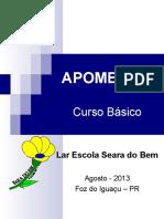 Apostila Curso Basico Apometria - Atualizada Em Jun 2013.Ppt