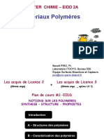 M1 Polymeres Cours1