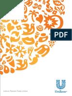 Unilever Financial Statement 2014