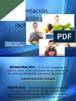 Alimentacion, Nutricion y Lactancia