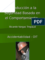 seguridad en base al comportamiento