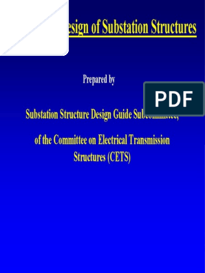 Substation Design | Electrical Substation | Electric Power Distribution