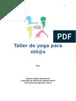 Proyecto Taller de Yoga para niños.doc