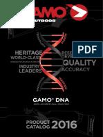 Gamo Catalogue