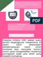 Sensor Glukosa