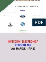 Manual Inyeccion Electronica Modelos Varios