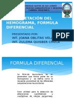 Formula Diferencial